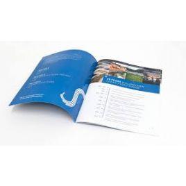 A4 Small Run Booklets